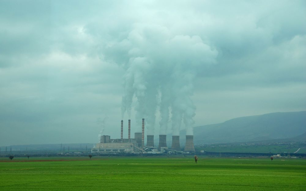 Contribution of Greenhouse Gases to Global Warming