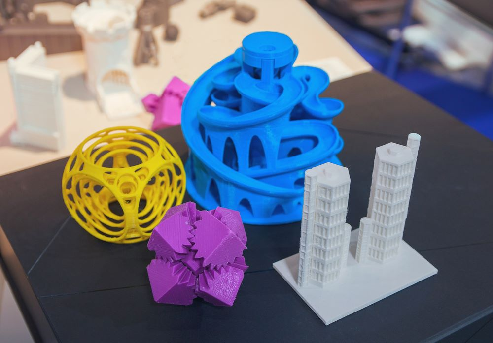 3D-Printed Parts for All