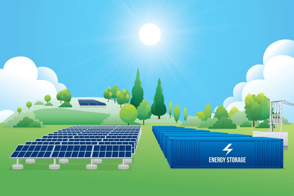 Newly Developed Device Captures and Stores Solar Energy