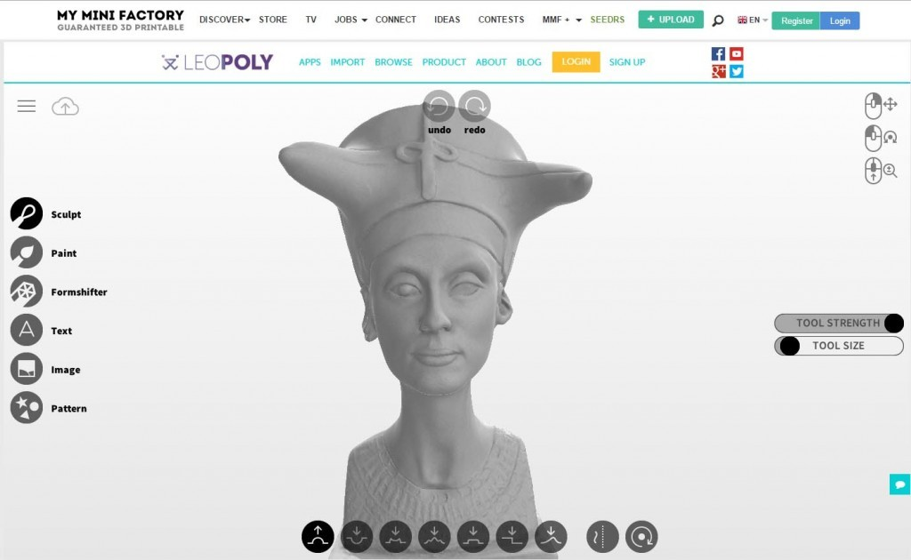 Leopoly - Easy 3D/VR/AR