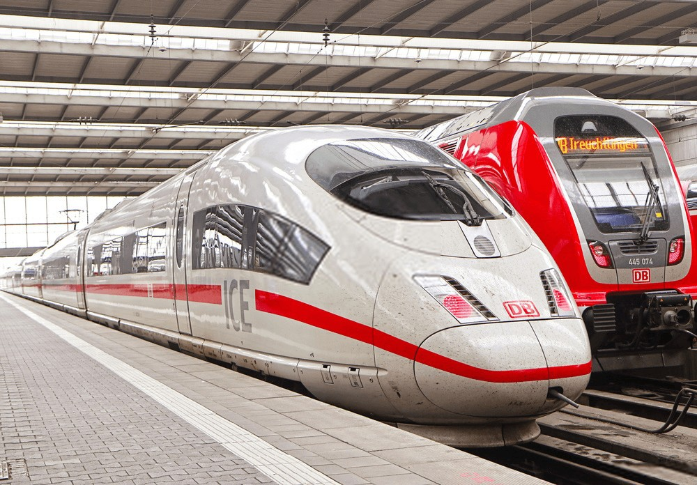 Germany to Invest 86 Billion Euros to Upgrade Railway Infrastructure