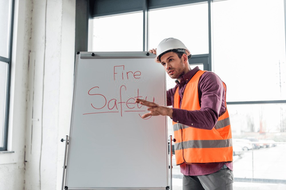 Fire Safety Management Plans and Systems
