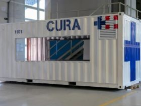 Engineers are Converting Old Shipping Containers into Mobile ICUs