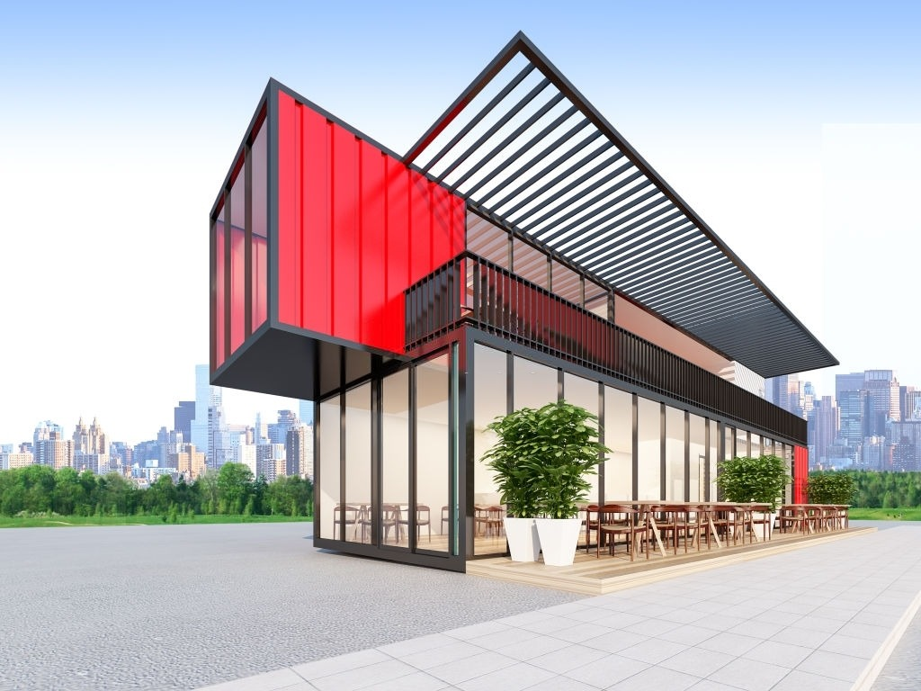 Shipping Container Houses Explained