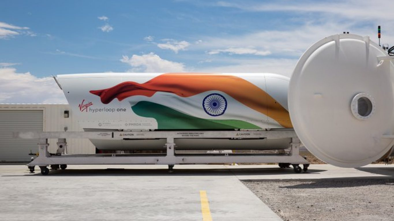 Mumbai-Pune Hyperloop