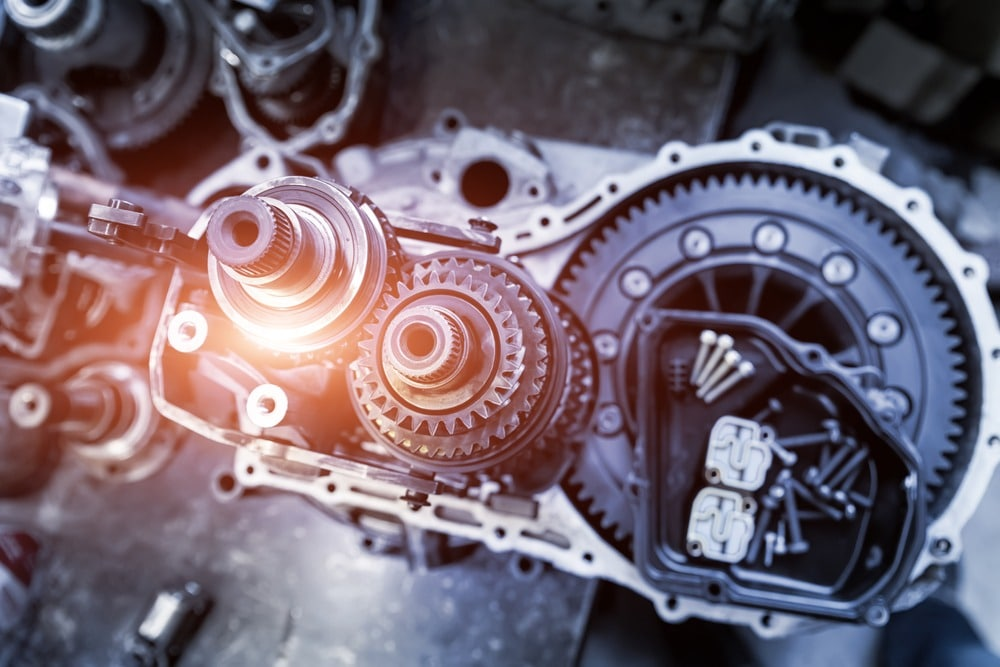 Types of Mechanical Power Transmission