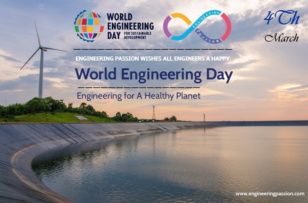 World Engineering Day for a Sustainable World