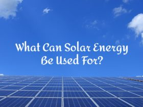 17 ways solar energy can be used at home or in business and solar-powered products to help you live more sustainably.