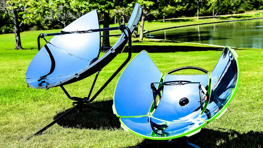 Solar Energy for Cooking